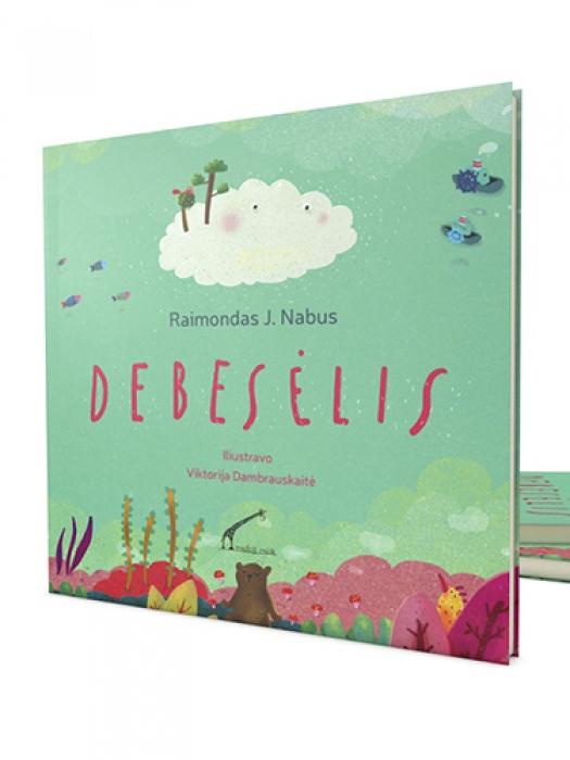 Knyga vaikams Debeselis